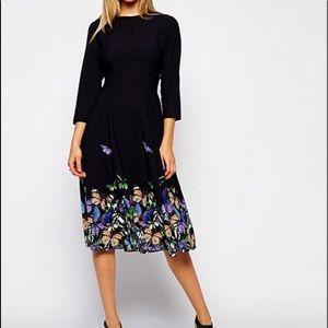 ASOS (tall) midi dress size 6
